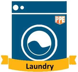 PPE Laundry | Office of Research: Environment, Health and Safety