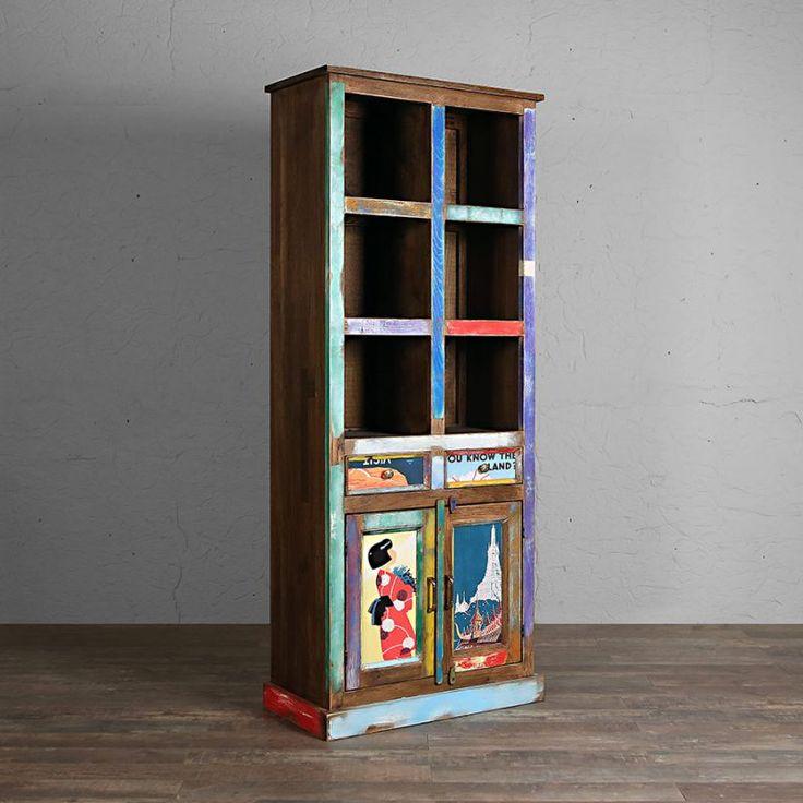 Книжный шкаф Бангалор Moonzana