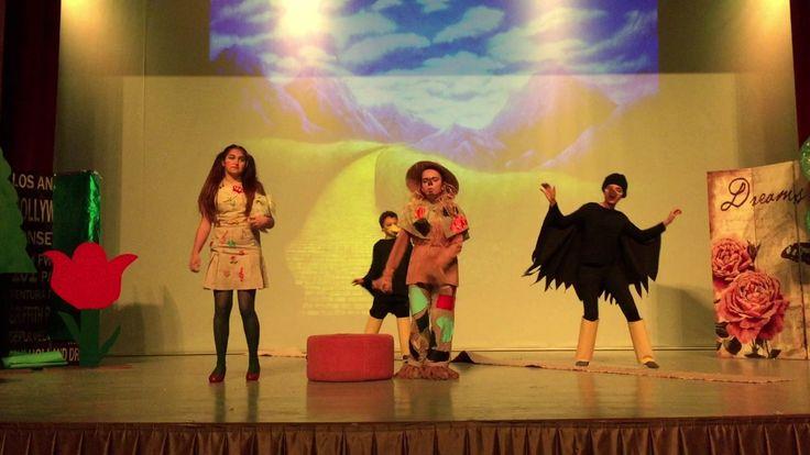 Oz Büyücüsü - Dramatör Çocuk ve Gençlik Tiyatrosu - YouTube