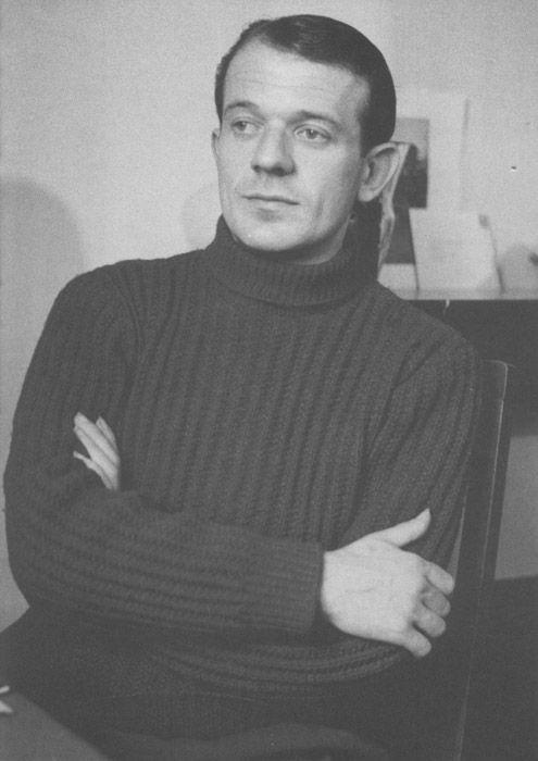 Gilles Deleuze (París, 18 de enero de 1925 - París, 4 de noviembre de 1995)