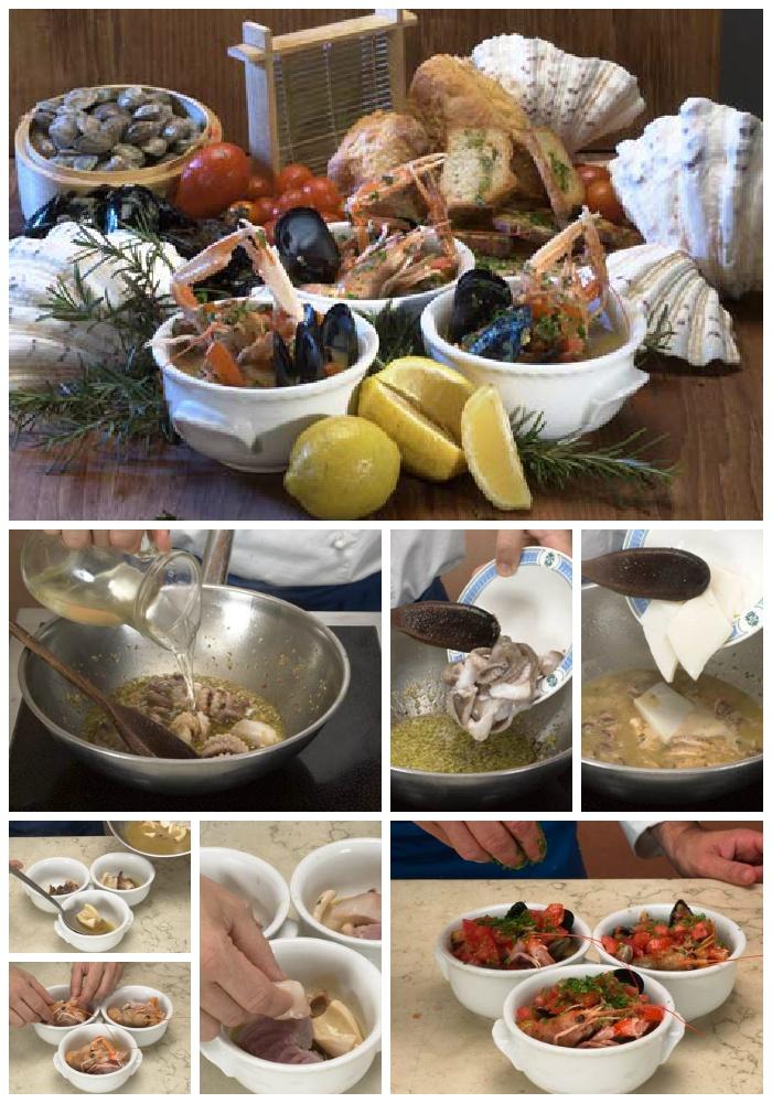 Le Marche Fish Soup