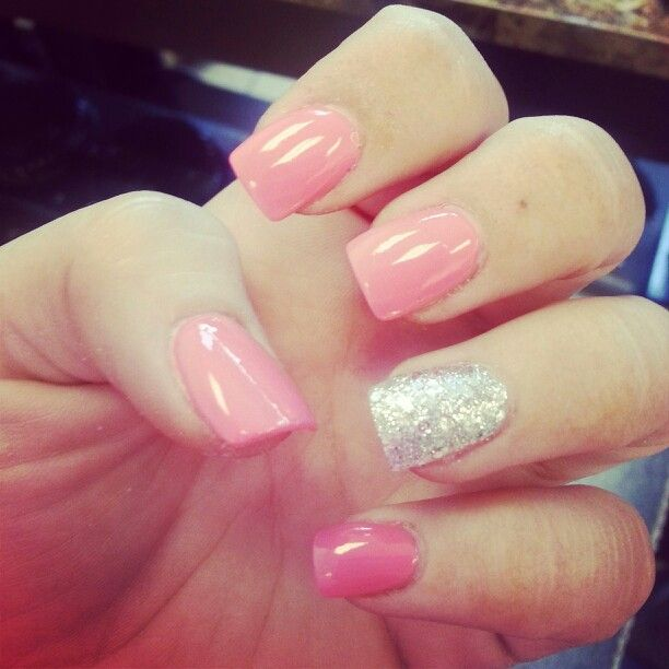 Acrylic Nails For Prom: 1000+ Images About Pink Wink On Pinterest