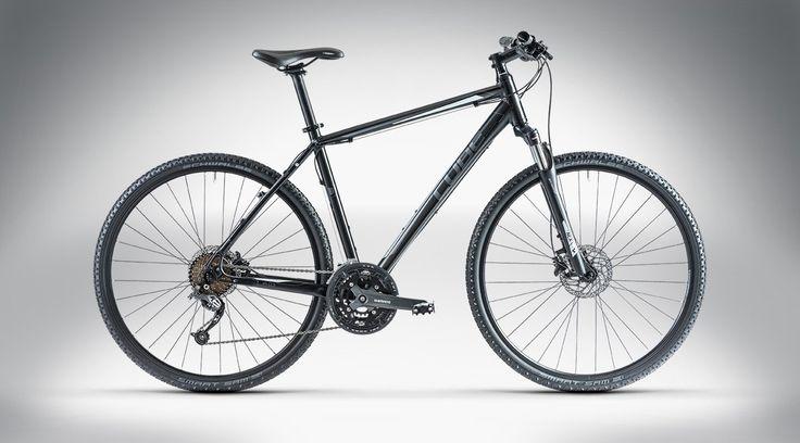 CUBE CURVE PRO | Универсальные велосипеды : Спортивные велосипеды | Велосипеды CUBE в России - официальный сайт
