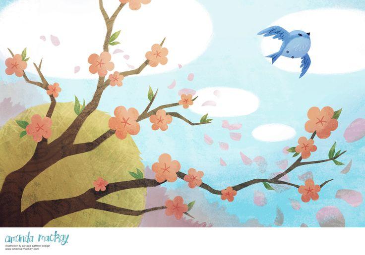 Today We Fly - by Amanda MacKay Illustration
