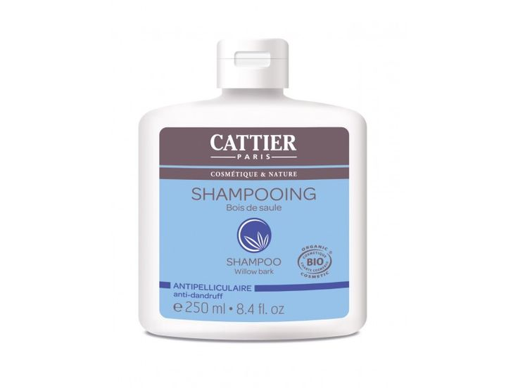 Cattier – Sampon antimatreata (250ml)