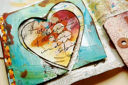 Art Journaling   Meander and Muse