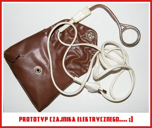 ponorný vařič spirála Immersion heater. I could not live without it when I emmigrated to England. I even boiled potatoes with it.