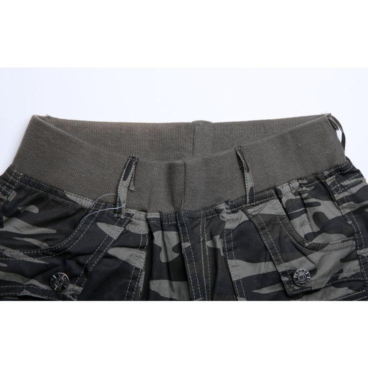 Nuevos 2017 pantalones de camuflaje Verano mujeres Ocasionales Flojos Holgados pantalones de Camuflaje pantalones Cargo mujeres moda Militar 3 color en Pantalones y Capris de Ropa y Accesorios de las mujeres en AliExpress.com | Alibaba Group