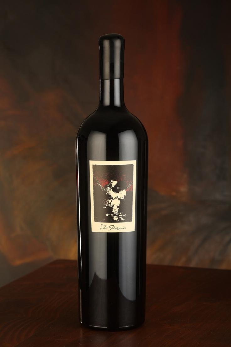Prisoner Wine- a favorite!
