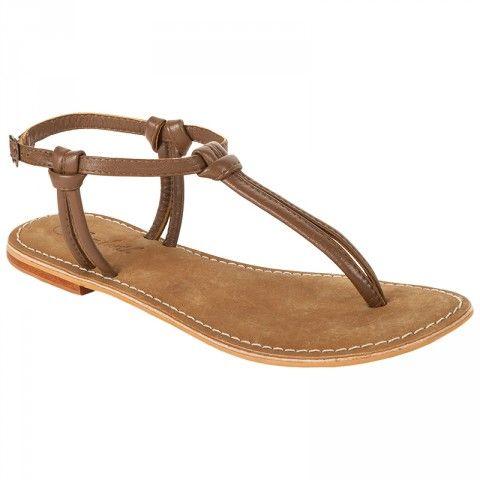 Rare Earth Raina Thong Sandals