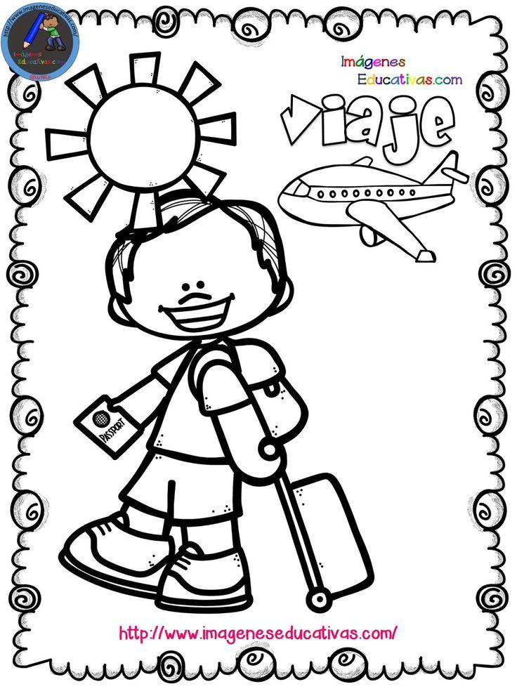 573 best Para pintar images on Pinterest | Preschool, Etchings and ...