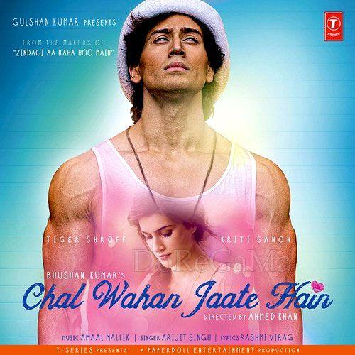 Chal wahan jaate hain**singer-Arjit Singh** *Malik Haseeb*