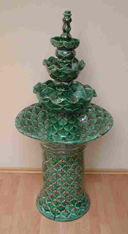 1000 Images About Clay Water Fountains On Pinterest