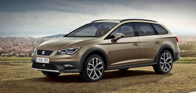 The newest member of the Seat fleet is the new 2015 Seat Leon X-Perience Concept which promises overall performance opposed to its predecessor the Leon ST.