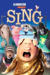 Set in a world like ours but entirely inhabited by animals, Illumination Entertainment's Sing stars Buster Moon (Academy Award® winner Matthew McConaughey), a dapper koala who pre