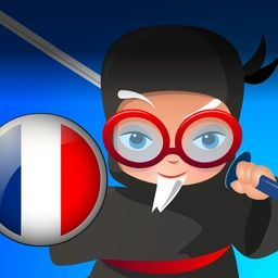 Professor Ninja French / Video App Preview (Trailer for iPhone)