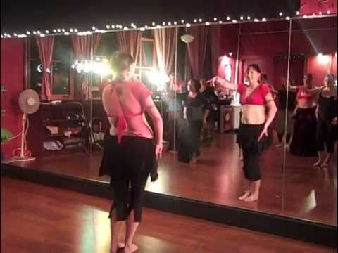 ATS® Belly Dance Basics Week 1, video taped full live class