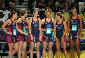 The ANZ Championship Netball continues on Sunday with Melbourne Vixens going up against Adelaide Thunderbirds and Queensland Firebirds facing NSW Swifts with both games being streamed live online.