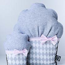 Poduszki cupcakes, pokój dziecka - poduszki