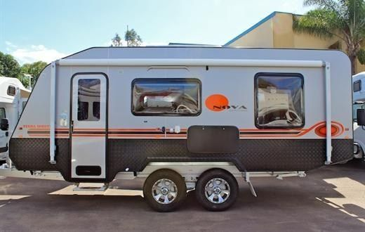 Внедорожный караван Nova Terra Sportz Off-road Caravan / Серийных кемперы и автодома / Кемпер 4x4 | полноприводные автодома, жилые прицепы | караванинг, статьи, обзоры