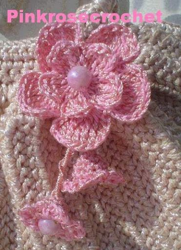 ورود كروشيه flowers crochet - mumy50 - Álbuns da web do Picasa