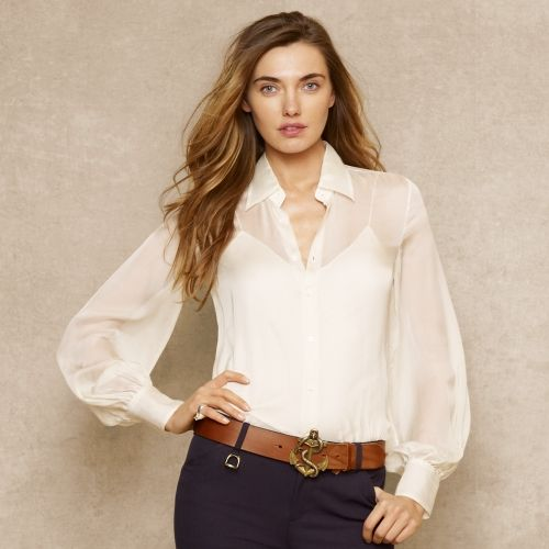 722 best Blouse - Cream and White images on Pinterest | Blouse ...