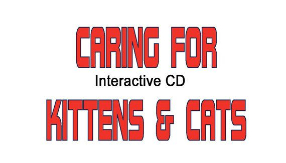 Caring for KITTENS and/or CATS  CD by NancysPatchesandMORE on Etsy