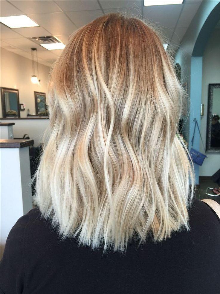 Buttery Blonde In 2020 Frisuren Haare