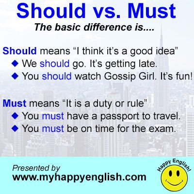 happy-english-should-vs-must