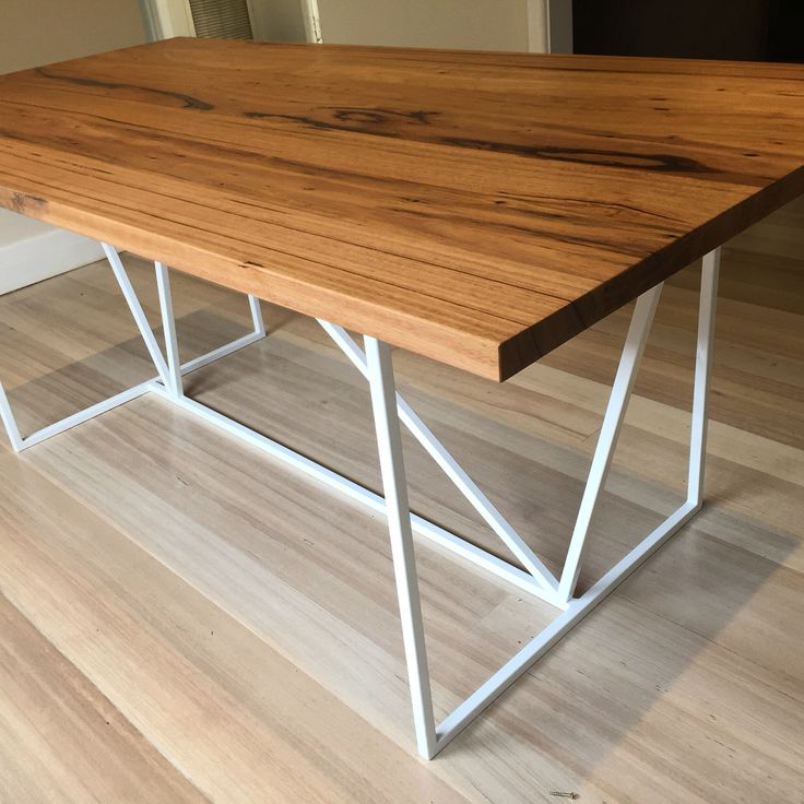 Industrialist dining table. 1800mm x 900mm