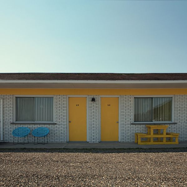Cheap Motel by Benoit Paill, via Behance If you want to enjoy the Good Life: making money in the comfort of your own home with your photography, then this is for YOU… http://photographyjobs-net.blogspot.com?prod=CU8RFTq9