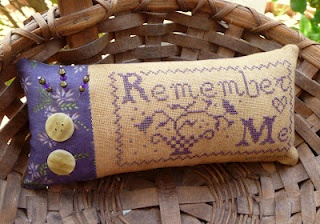 17 Best Images About Pin Cushions Cross Stitch On