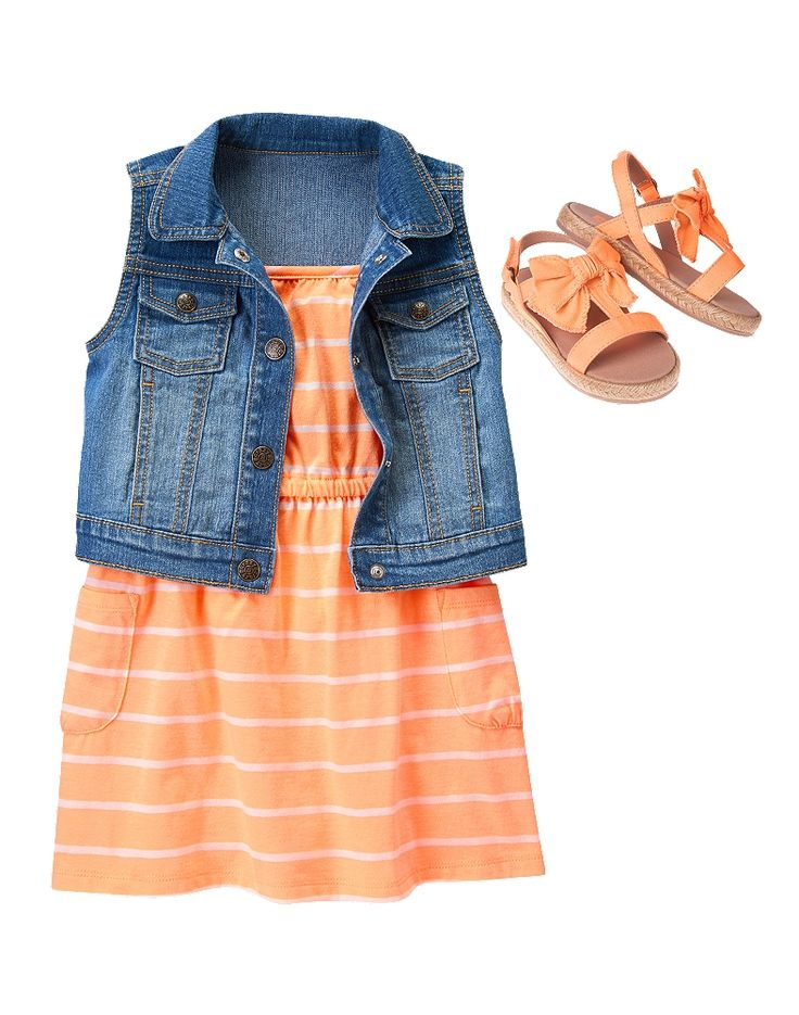 Baby Girl Stuff: Crazy Cool Looks Baby Girls Clothing at Crazy 8