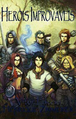 #wattpad #fantasia Gosta de RPG? Sempre quis  ler sobre alguma aventura? Essa história é baseada em uma campanha de Tormenta RPG. (queriamos um mangá, mas não sabemos desenhar, então é isso ai!) Por ser fiel as sessões, traz acontecimentos inusitados e  escolhas estranhas, já que todos os personagens são interpretado...