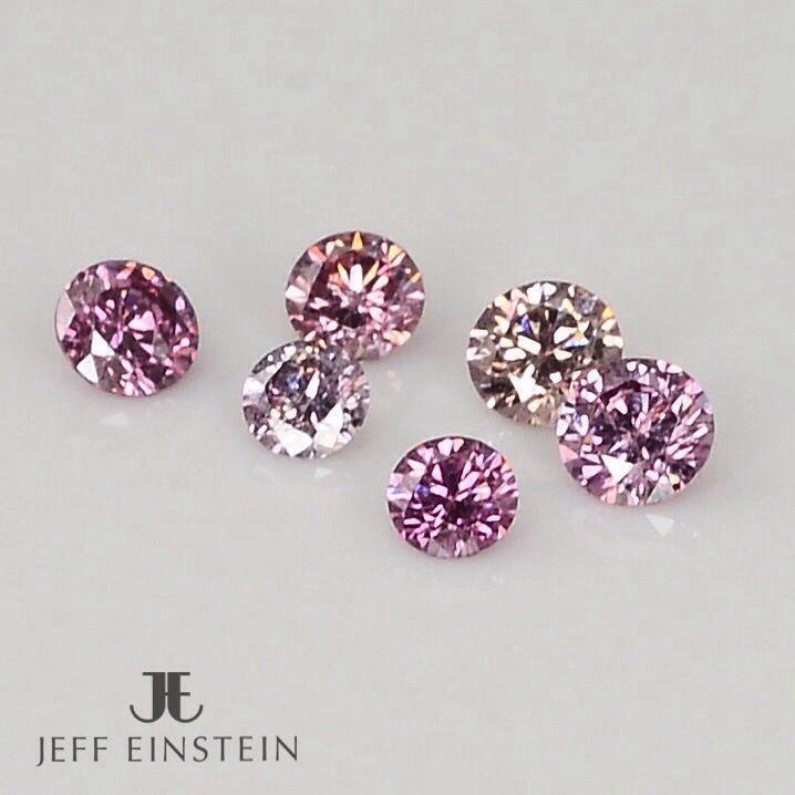 Perfection in pink! #jeffeinsteinjewellery #doublebay #sydney #style #pinkdiamonds #jewels #jewelry #jewellery #sparkle #fashion #diamond