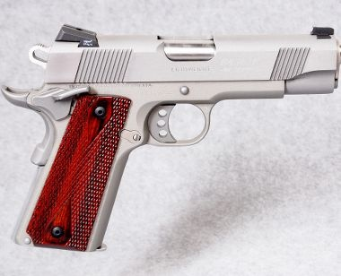 Colt 1911 Light Weight Stainless Commander .45 ACP : Cabela's