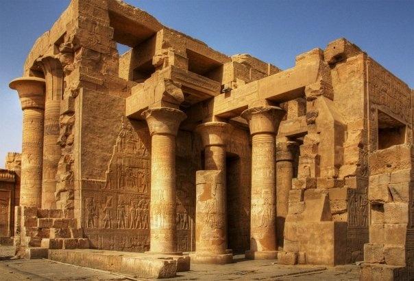 Kom ombo - I love Egypt http://www.aton-ra.com/egitto/index.php