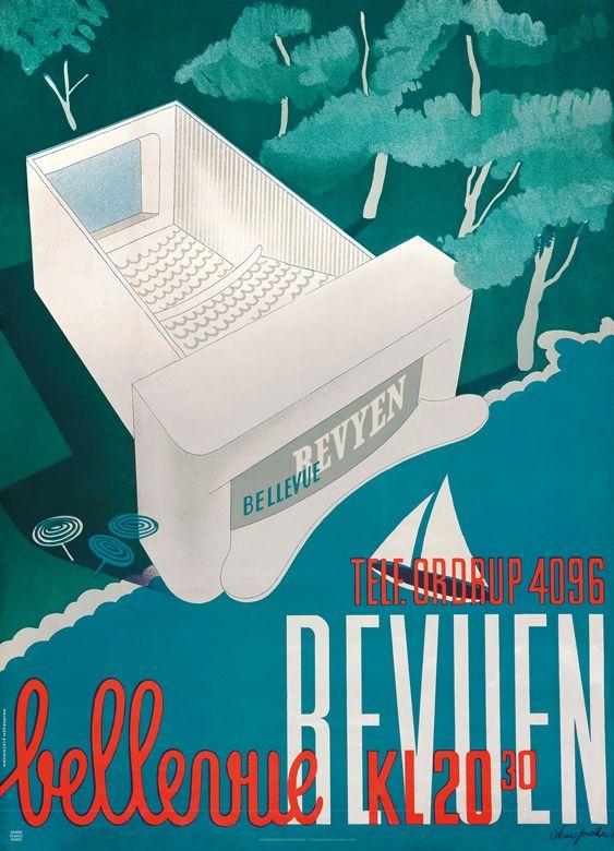 Arne Jacobsen - Bellevue Revuen (1936)
