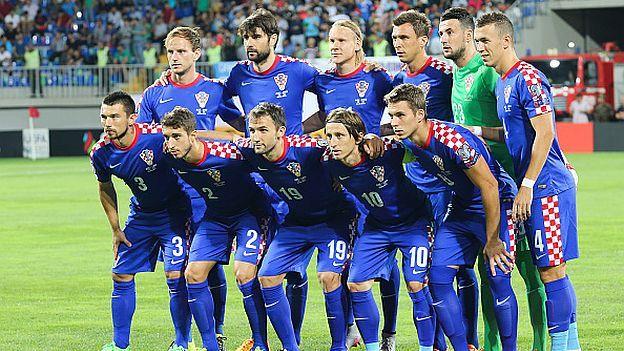 Eurocopa Francia 2016: Croacia dio su lista con Modric, Rakitic y Mandzukic.