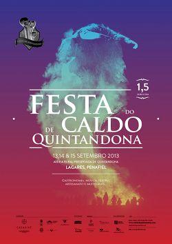 Festa do Caldo de Quintadona, Penafiel [2013]