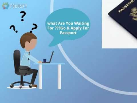 Watch this..How To Apply For Passport ??