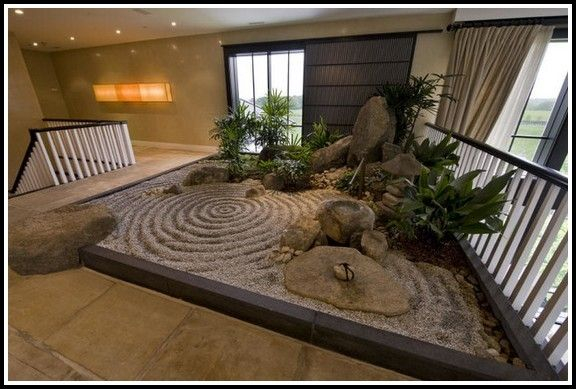 A Bit Self Help Guide To A Lovely Garden Simple Garden Ideas Indoor Zen Garden Zen Interiors Mini Zen Garden