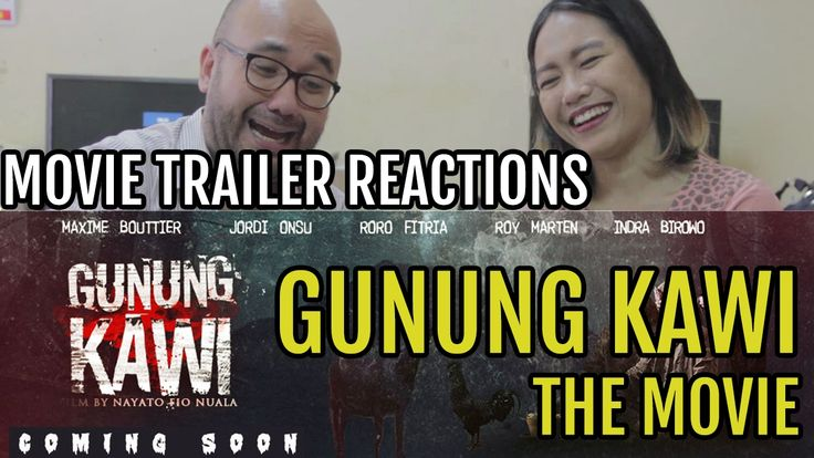 Gunung Kawi Movie (Trailer Reactions)