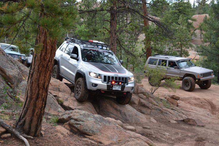 Where's THE WK2 love? - Jeep Cherokee Forum