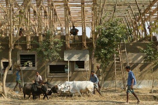 METI School of Rudrapur, Bangladesh - under construction