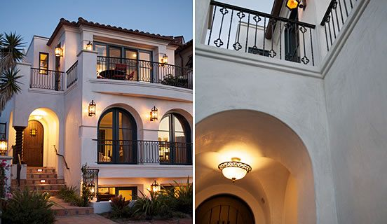 modern spanish style homes | ... - Project Gallery - Hermosa Beach Residence, Spanish Style
