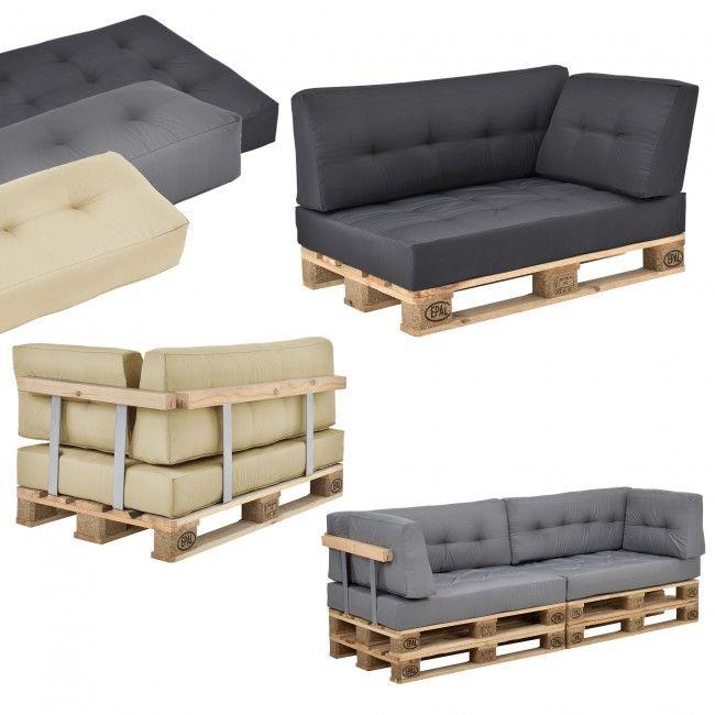 d4d4bd6a3c3e  en.casa ® Paletový nábytok - kompletná sada Pallet Sofa