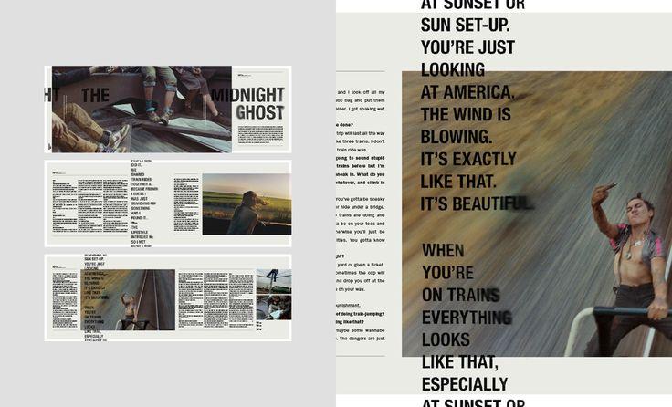 Editorial Design— The Midnight Ghost, Monster Children No.39