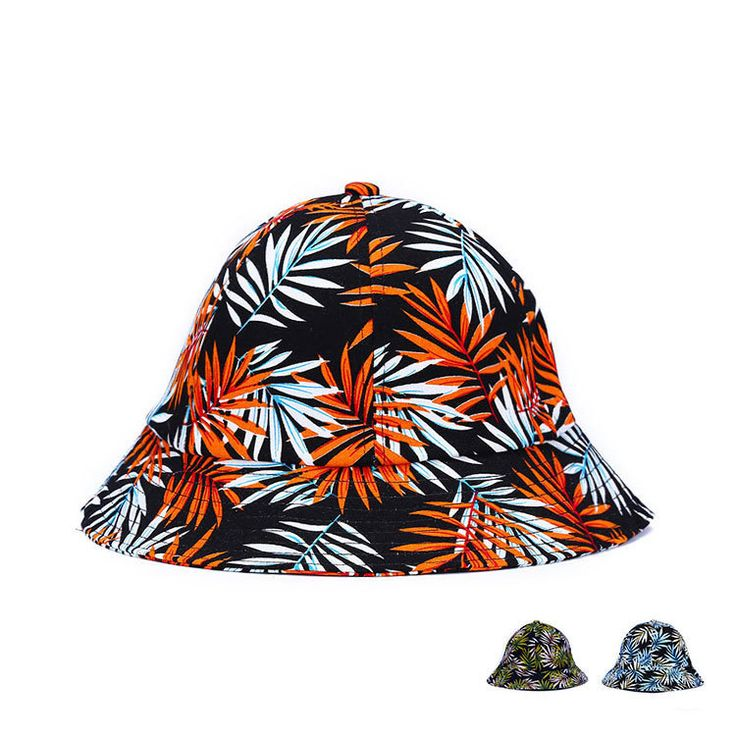 High quality custom fashion foldable tie dyed cheap bucket hats