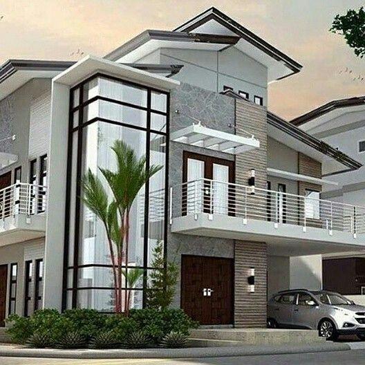 Dream house perspective Home Designs, interior etc Pinterest - credit impot maison neuve